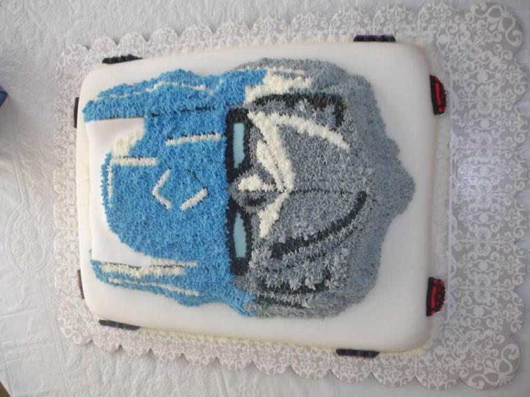 Joshua's 7th birthday cake